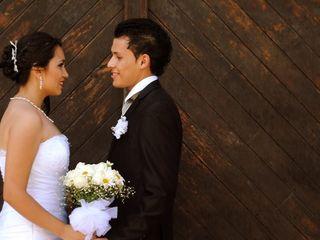 La boda de Nayelli y Osvaldo