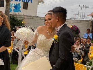 La boda de Itzel y Héctor 3