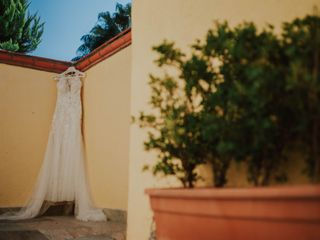 La boda de Nayelly y Armando 1