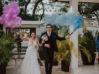 La boda de Nayelly y Armando