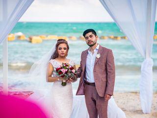 La boda de Daniela y Iván