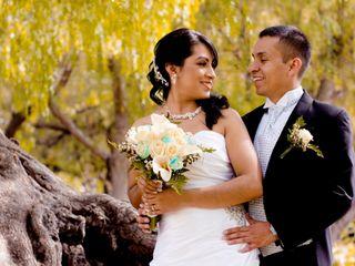 La boda de Rocío y Omar 3