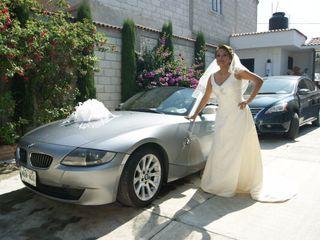 La boda de Alma y David 1