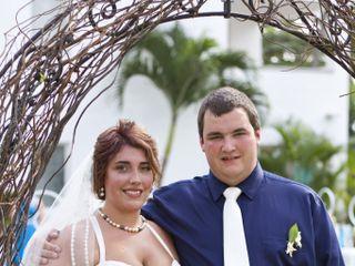 La boda de Chelsea y Cody