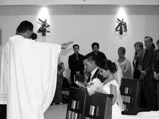La boda de Óscar y Diana 1