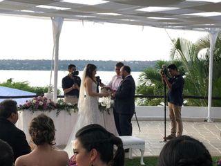 La boda de Sofia y Francisco 1