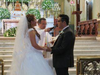 La boda de Daniel y Paz 2