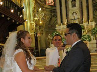 La boda de Daniel y Paz 3