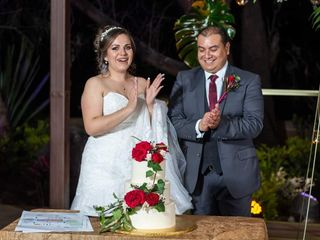 La boda de Fátima y Víctor