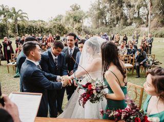 La boda de Perla y Daniel 1