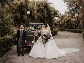La boda de Perla y Daniel 3
