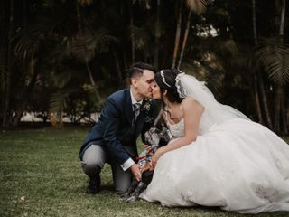 La boda de Perla y Daniel