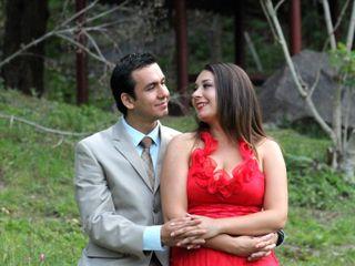 La boda de Enrique y Mary 1