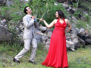 La boda de Enrique y Mary 3