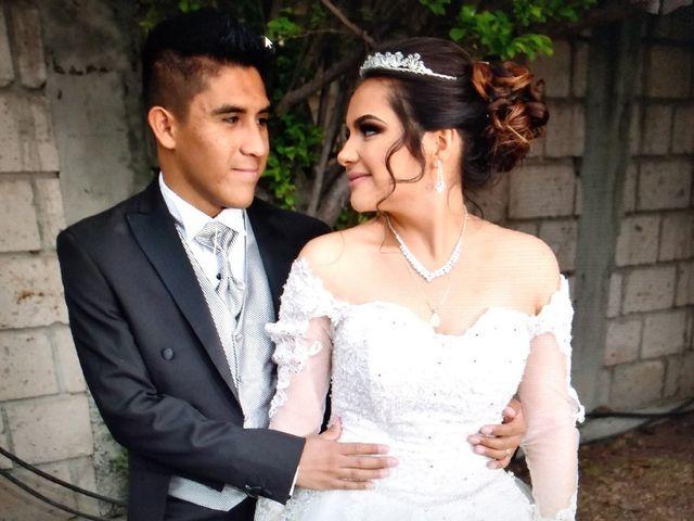 La boda de Itzel y Héctor
