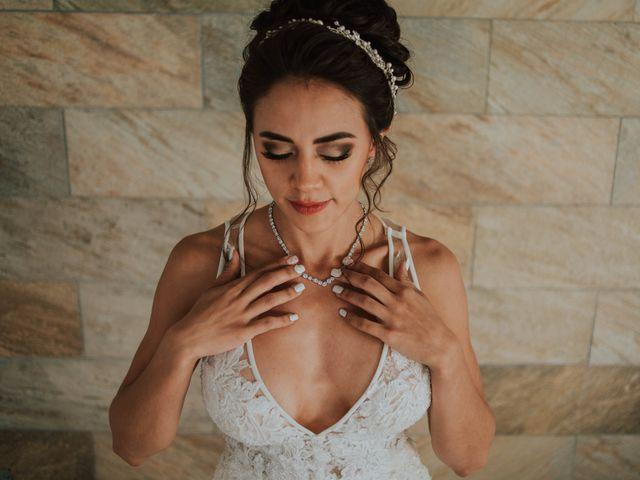 La boda de Armando y Nayelly en Jiutepec, Morelos 8