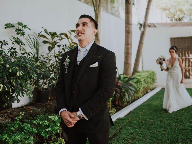 La boda de Armando y Nayelly en Jiutepec, Morelos 18