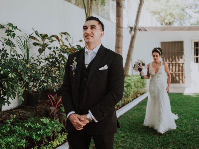 La boda de Armando y Nayelly en Jiutepec, Morelos 19