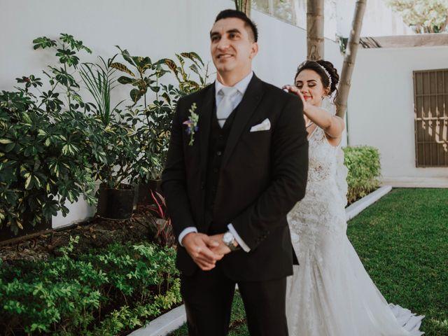 La boda de Armando y Nayelly en Jiutepec, Morelos 20