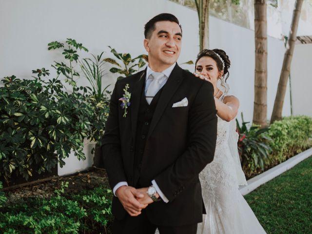La boda de Armando y Nayelly en Jiutepec, Morelos 21