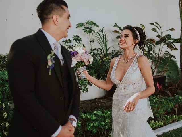 La boda de Armando y Nayelly en Jiutepec, Morelos 22