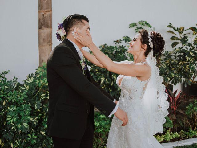 La boda de Armando y Nayelly en Jiutepec, Morelos 23