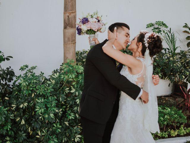 La boda de Armando y Nayelly en Jiutepec, Morelos 24
