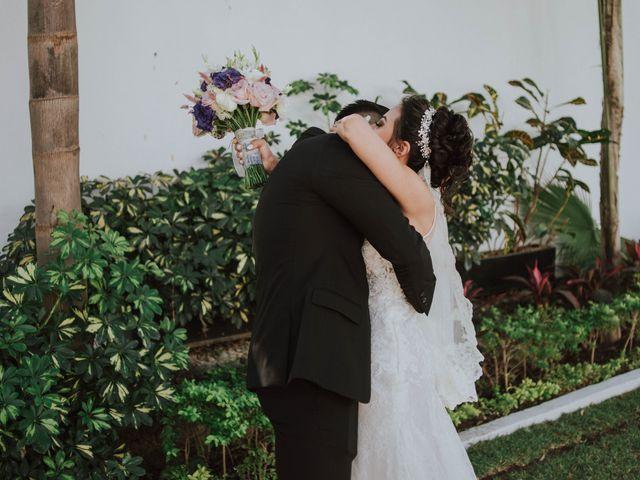 La boda de Armando y Nayelly en Jiutepec, Morelos 25