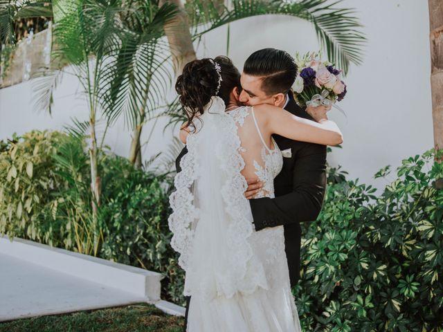 La boda de Armando y Nayelly en Jiutepec, Morelos 26