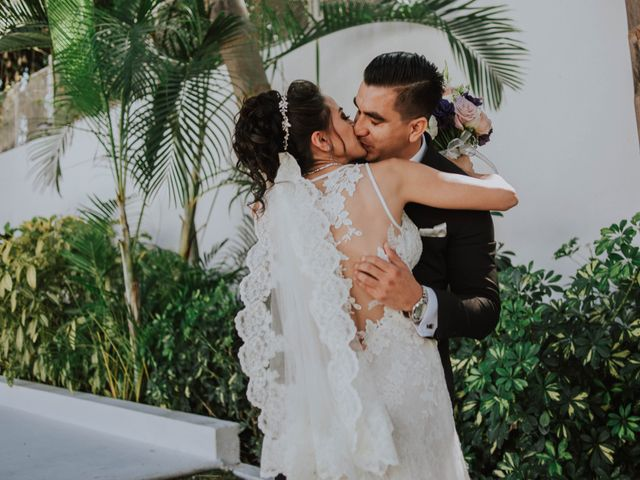 La boda de Armando y Nayelly en Jiutepec, Morelos 27