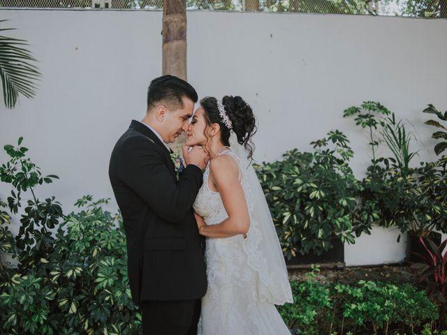 La boda de Armando y Nayelly en Jiutepec, Morelos 29