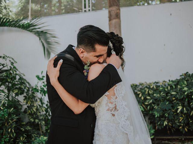 La boda de Armando y Nayelly en Jiutepec, Morelos 30