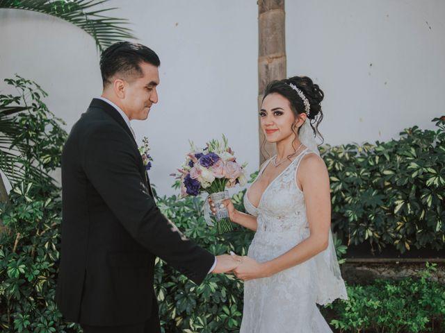 La boda de Armando y Nayelly en Jiutepec, Morelos 31