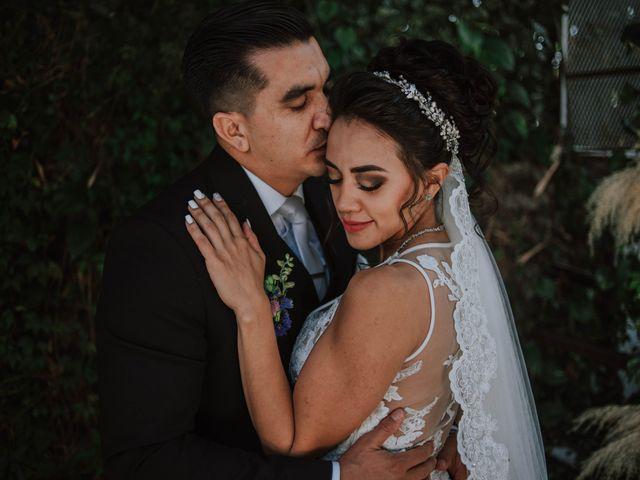 La boda de Armando y Nayelly en Jiutepec, Morelos 37