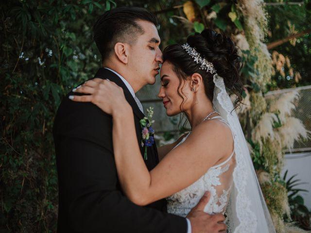 La boda de Armando y Nayelly en Jiutepec, Morelos 39