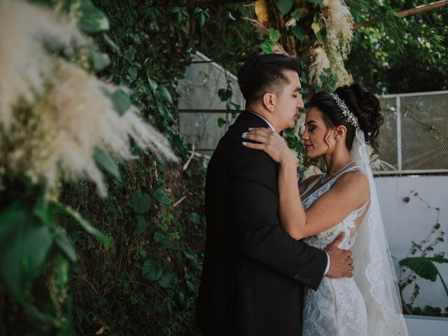 La boda de Armando y Nayelly en Jiutepec, Morelos 40