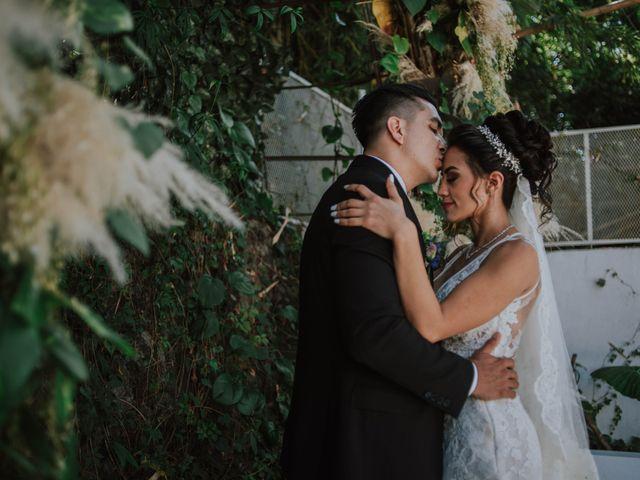 La boda de Armando y Nayelly en Jiutepec, Morelos 41