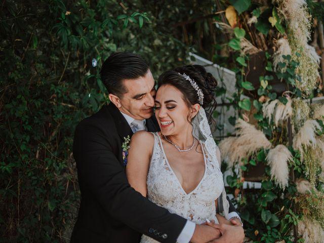 La boda de Armando y Nayelly en Jiutepec, Morelos 49