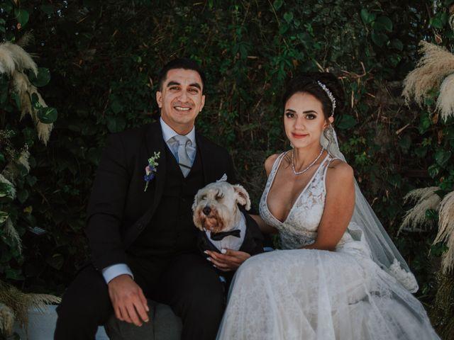La boda de Armando y Nayelly en Jiutepec, Morelos 52