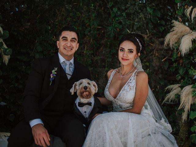 La boda de Armando y Nayelly en Jiutepec, Morelos 53