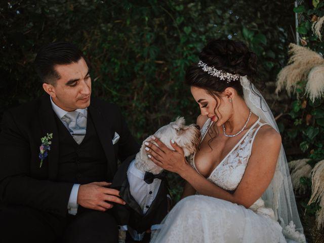 La boda de Armando y Nayelly en Jiutepec, Morelos 54