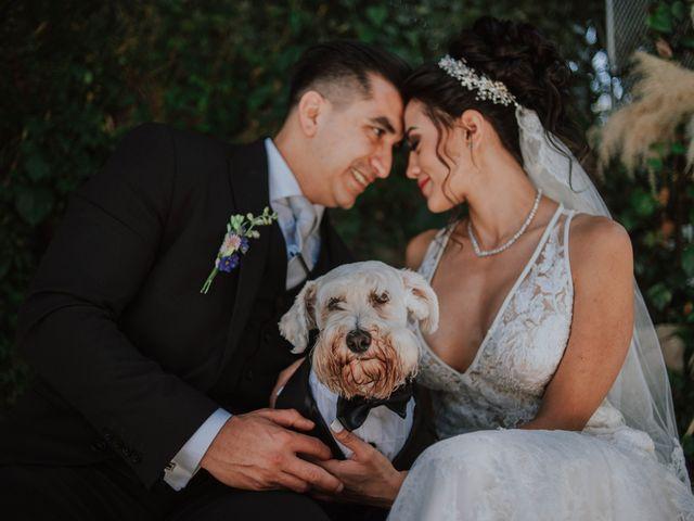 La boda de Armando y Nayelly en Jiutepec, Morelos 57