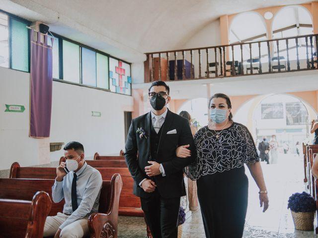 La boda de Armando y Nayelly en Jiutepec, Morelos 68
