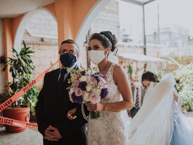 La boda de Armando y Nayelly en Jiutepec, Morelos 69