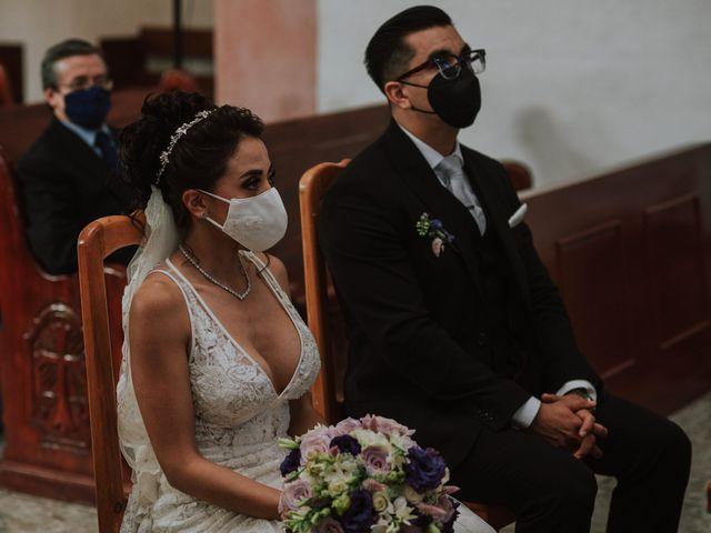 La boda de Armando y Nayelly en Jiutepec, Morelos 70
