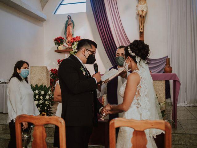 La boda de Armando y Nayelly en Jiutepec, Morelos 71