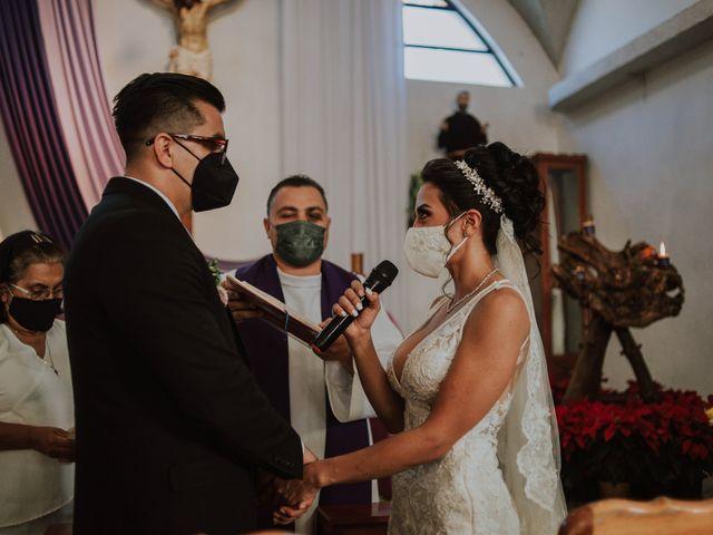La boda de Armando y Nayelly en Jiutepec, Morelos 72