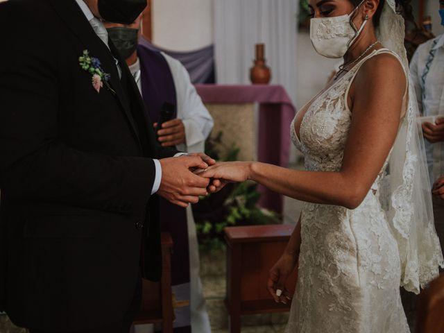 La boda de Armando y Nayelly en Jiutepec, Morelos 73