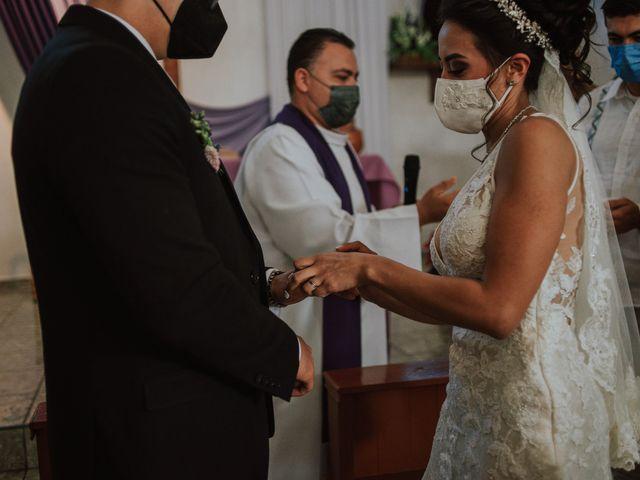 La boda de Armando y Nayelly en Jiutepec, Morelos 74
