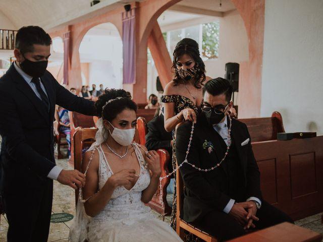 La boda de Armando y Nayelly en Jiutepec, Morelos 76
